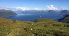 Descending to Ytredalen