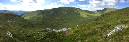 Tjørnelandsdalen
