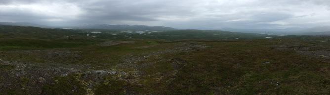 Summit view (1/2)