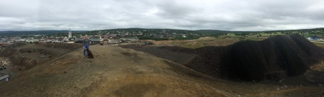 On the slag heap