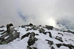 On top of Tarløysa