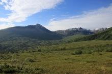 Nebba and Gravfjellet