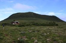 Looking back on Bolfjellet