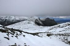 Peak 974m on Gravfjellet