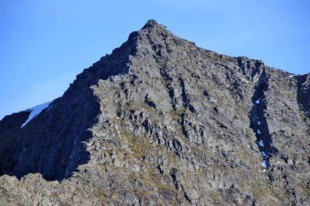 The ridge to Prosten