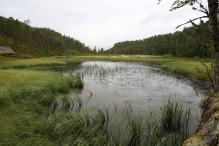 Lake Røssevolvatnet