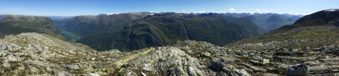 Point 1321m Iphone panorama (1/2))