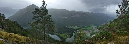 View from Veten