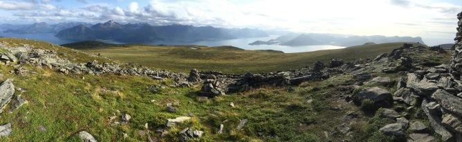 View from Vardane