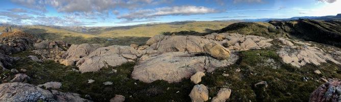 Iphone8 panorama (2/2) from Raudberg