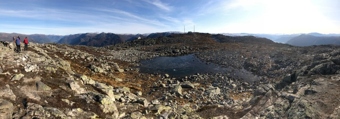 Iphone8 panorama from Molden (2/2)