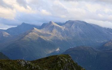 Eidskyrkja massif