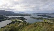 Sula - Ålesund view