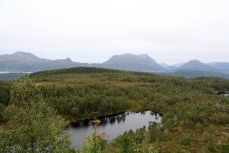 View towards Varden