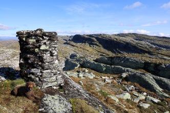 On top of Tindafjell