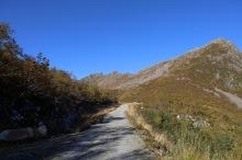 Into Fladalen