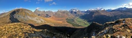 View from Rebbestadhornet