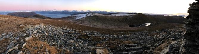 Iphone8 panorama from Skolma (2/2)