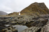 The lighthouse at Golleneset