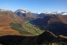Follestaddalen valley