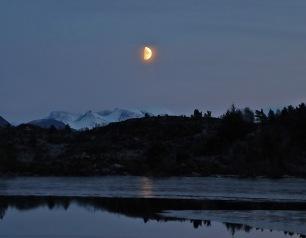 The moon (2)